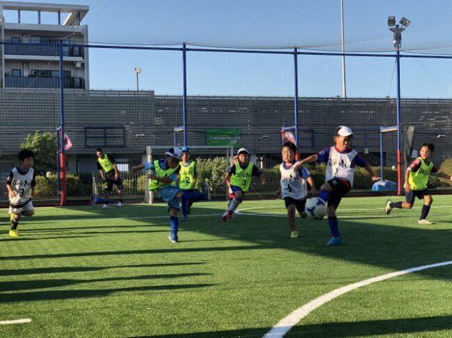 オールゲームサッカークリニック☆の画像
