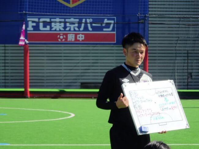 コーチブログ No.3 【はっしーコーチ:おとなのフットサル教室 ビギナー】の画像