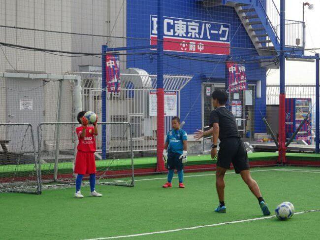 コーチブログ No.6 【あきコーチ:GKクリニック】の画像