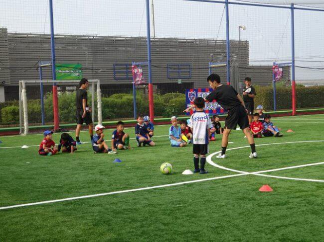 コーチブログ No.7 【りんコーチ:ワンデイスキルアップフットサル教室】の画像