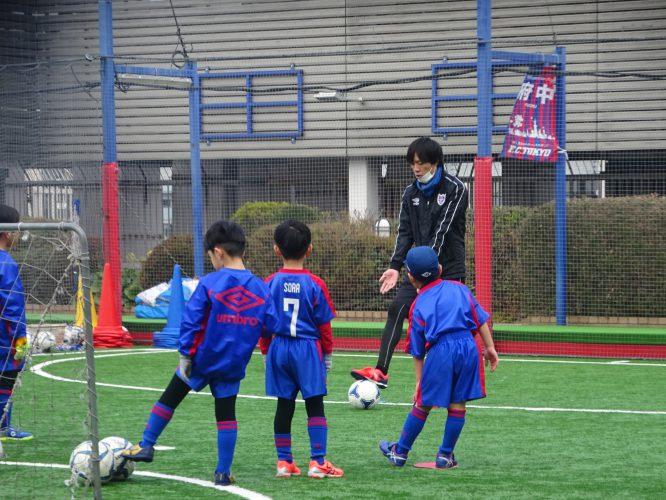 コーチブログ No.8 【たつやコーチ:サッカースクール 日曜日コース】の画像