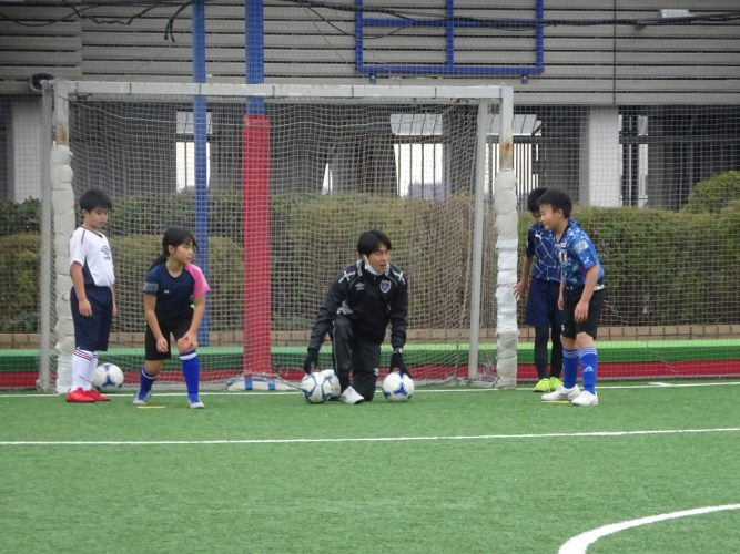 コーチブログ No.9 【りゅうコーチ:ワンデイスキルアップサッカー教室】の画像