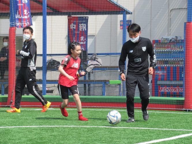 この夏サッカー始めたい小学生集まれ!の画像